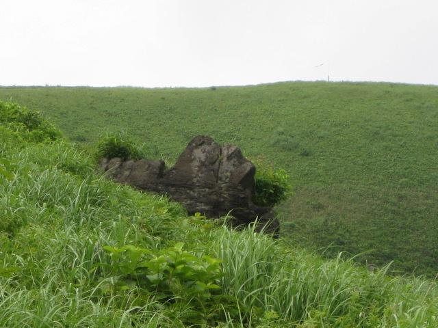 ライオン岩(スフィンクス岩)写真